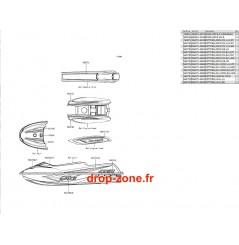 Stickers SX-R 1500 17-18