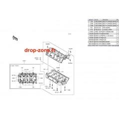 Carters STX-15F 12-19/ Ultra LX 12-20/ SX-R 1500 17-20/ STX 160 20
