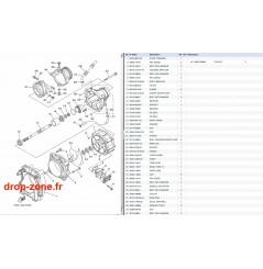 Turbine FZR-FZS SHO 09-10