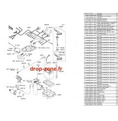 Equipement électrique STX-R 1200 04