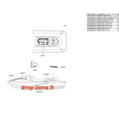 Autocollants STX-R 1200 04