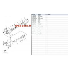 Transmission GP 1300 R 07-08