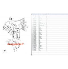 Pompe à huile GP 1300 R 07-08