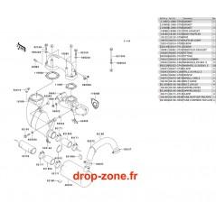 Echappement STX 900 06