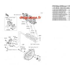Pompe à huile STX 900 06