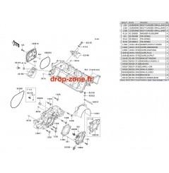 Couvercles moteur STX-15F 12/ Ultra LX 12
