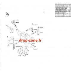 Réservoir d'huile STX 900 06