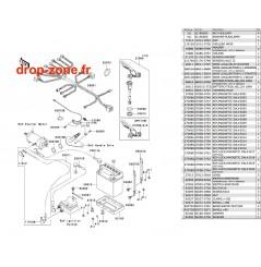 Equipement électrique STX 900 06