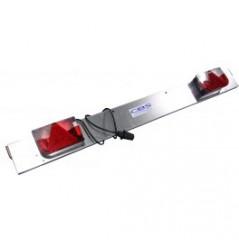 Plaque feux avec faisceau 1.30m pour CBS T3 - Nouveau modèle