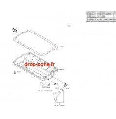 Carters inférieurs STX-15F/12F/ Ultra LX/ Ultra 310-R/ Ultra 310-X/ Ultra 310 LX / Ultra 300-X-LX/ Ultra 250-X/ 260-X/ STX 160