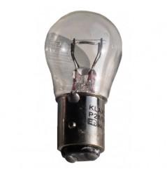Ampoule poirette 2 filaments 12V 21/5W
