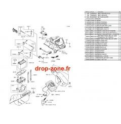 Equipement électrique ULTRA LX 17-20