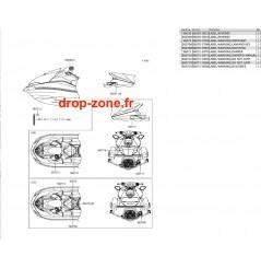 Labels sécurité ULTRA LX 17-20
