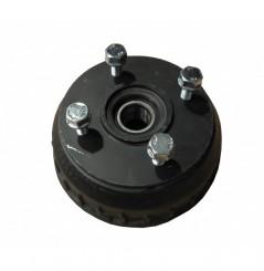 Tambour complet pour essieu compact 1100Kg à 1350Kg Alko 4x130
