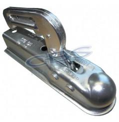 Tête d'attelage - timon de 40mm de large - 750kg -