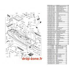 Coque Ultra 310-R 14/ Ultra 310 LX 14-20/ Ultra 310-X 14-20