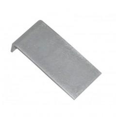 Contre-plaque de collier de serrage