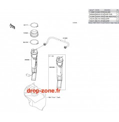 Pompe à essence STX-15F 13-14