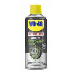 Spray WD 40 Moto Nettoyant Chaine 400 ml