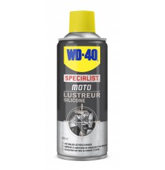 Spray WD 40 Moto Lustreur Silicone 400 ml