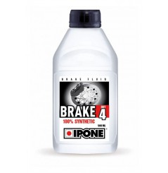 Liquide De Frein IPONE DOT 4 500 ml
