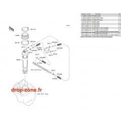 Pompe à essence STX-15F 09-12