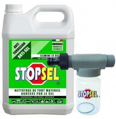 PROMO PACK STOPSEL UNIVERSEL 5 LITRES + 1 AUTOMIX 125ML