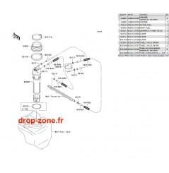 Pompe à essence STX-15F 05-08