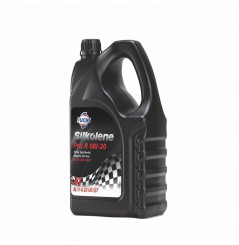 Huile 100% synthèse PRO R 0W/20 Racing en 4 litres