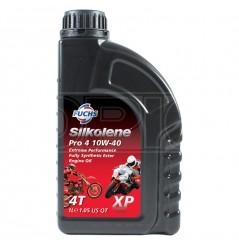 Huile 100% synthèse PRO 4 10W-40 XP en 1 litre