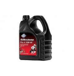 Huile 100% synthèse PRO 4 10W-40 XP en 4 litres
