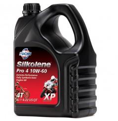 Huile 100% synthèse PRO 4 10W-60 XP en 4 litres