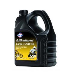 Huile base ester synthèse SILKO COMP 4 20W-50 XP en 4 litres