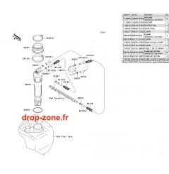 Pompe à essence STX-15F 04