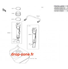 Pompe à essence Ultra 310-R/ Ultra 310-X/ Ultra 310 LX 18-20