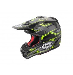 Casque ARAI MX-V Sly Yellow