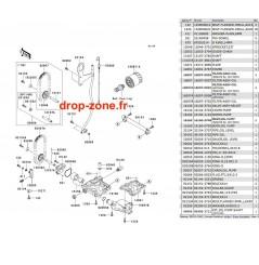 Pompe à huile STX-15F 06
