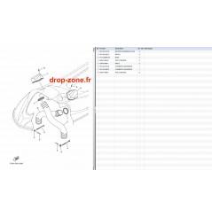 Ventilation V1 Sport 16/ VX Deluxe 10-14/16/ VX Cruiser 10-14/16/ V1 15/ V1 Sport 15/ VXR-VXS 11-14/  VX Sport 10-14