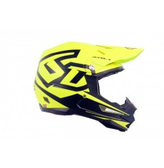 Casque cross 6D ATR-1 Macro Neon Yellow 18