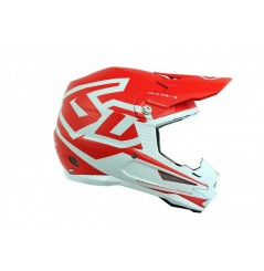 Casque cross 6D ATR-1 Macro Red 18