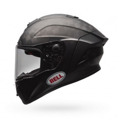 Casque BELL Pro Star Solid noir mate